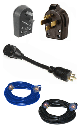 RV Plugs & Extension Cords